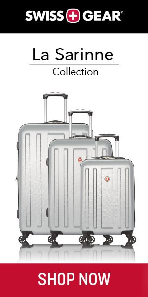 La Sarinne Collection Luggage